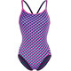 Funkita Diamond Back One Piece Svømmedragt Damer pink/violet